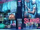 Slayer ... Don Swayze, Corey Feldman ...  VHS ... FSK 18