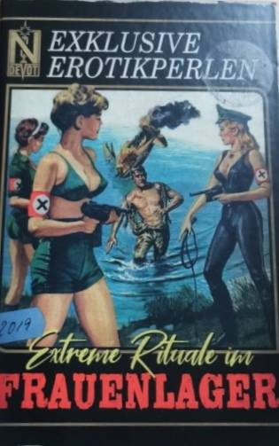 Extreme Rituale im Frauenlager- gr DVD Hartbox -RETRO Style