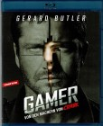 Gamer - Extended Version - Gerard Butler - Blu Ray