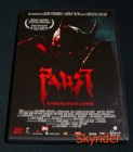 Faust - Love of the Damned DVD - Uncut - kein dt. Ton -