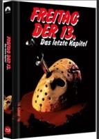 FREITAG DER 13. - Teil 04 Cover B - Mediabook