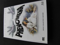 Phenomena Mediabook Bluray  XT
