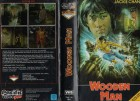WOODEN MAN - Pacific HOLOCOVER gr.HB VHS- NUR COVER