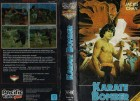 KARATE BOMBER - Pacific HOLOCOVER gr.HB VHS-NUR COVER