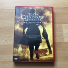 TEXAS CHAINSAW MASSACRE - THE BEGINNING DVD  Unrated