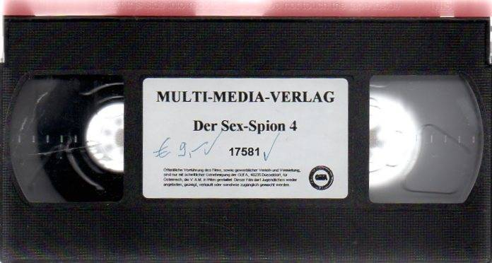 Der Sex-Spion 4 (17684)