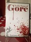 In the Name of Gore - indie underground - 484/999 signert