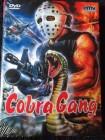 COBRA GANG UNCUT DVD HARTBOX NEU / OVP