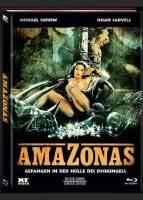 AMAZONAS (Blu-Ray+DVD) (2Discs) - Cover B - Mediabook