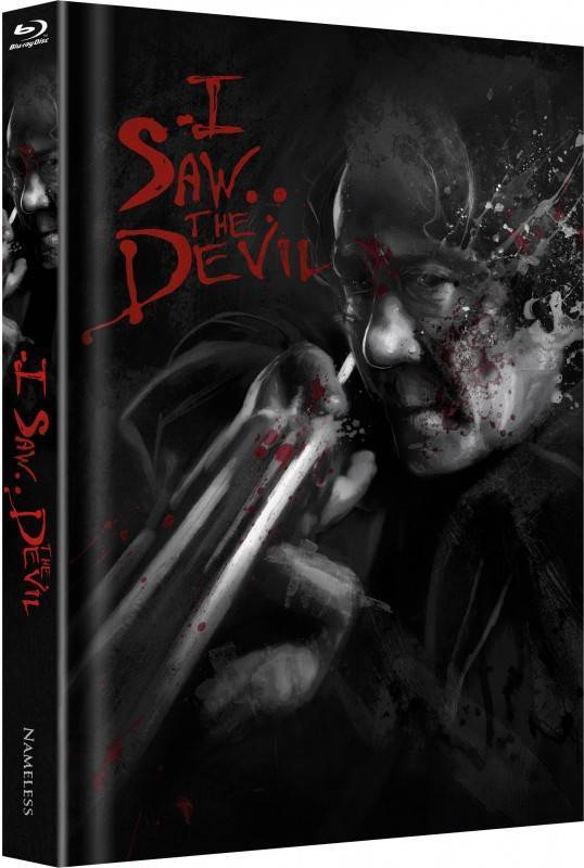 I SAW THE DEVIL - C - Mediabook - Nameless - lim.Nr. 77/555