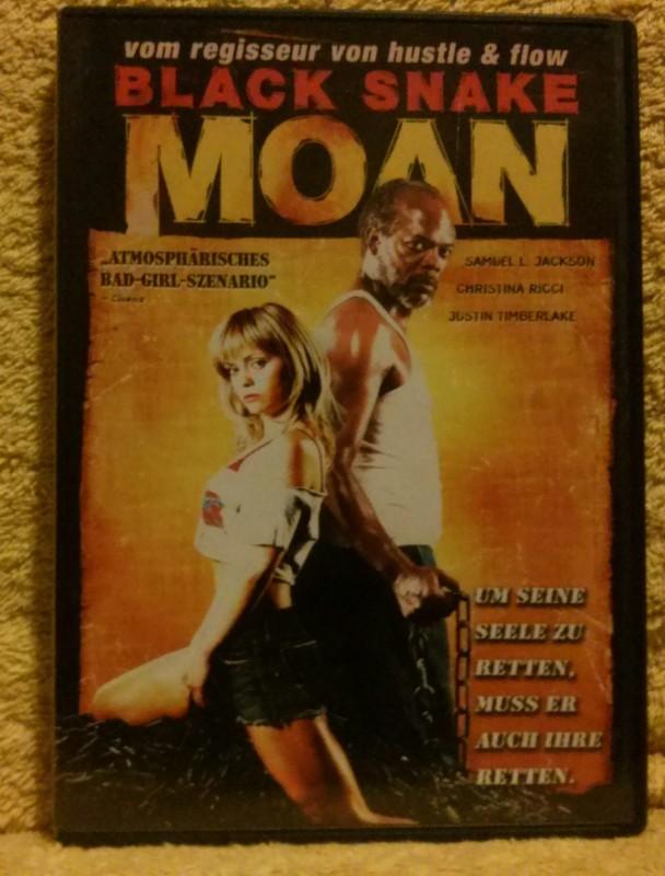 Black Snake Moan DVD Samuel L. Jackson