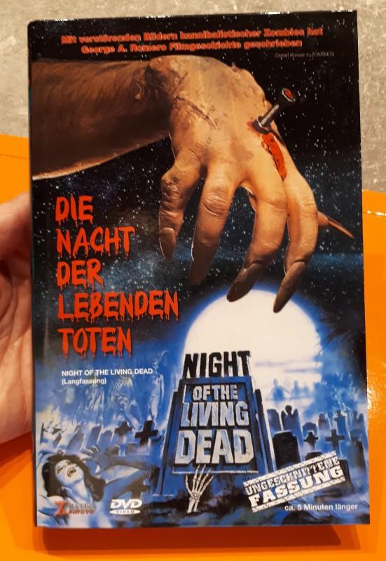 Die Nacht der lebenden Toten - Grosse Hartbox von X-Rated