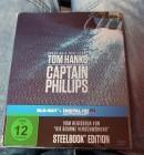 CAPTAIN PHILLIPS - STEELBOOK