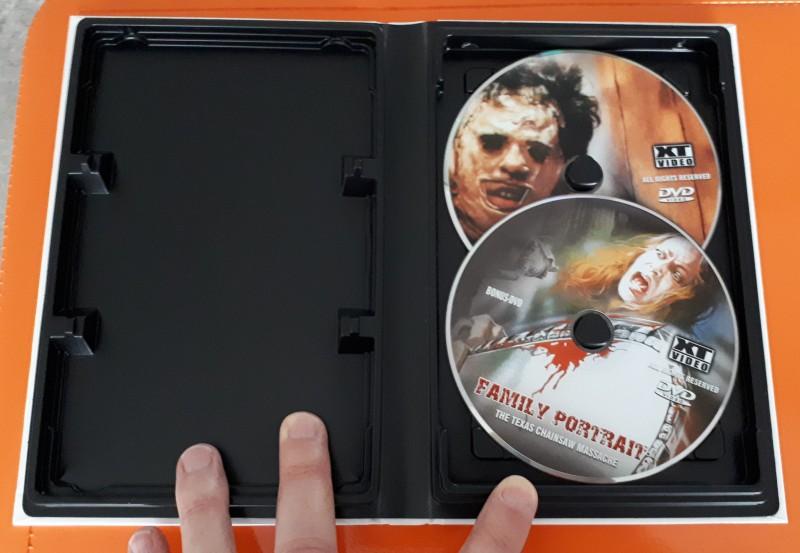 Texas Chainsaw Massacre - Grosse Hartbox Cover C