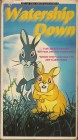 VHS Watership Down Zeichentrickfilm