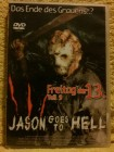 Freitag der 13 Teil 9 Jason goes to Hell DVD Uncut
