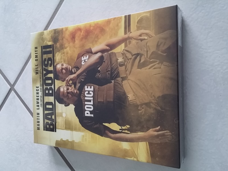 Bad Boys 2 -Filmarena Edition   - Blu Ray Steelbook -OVP!
