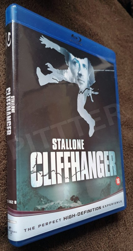 Cliffhanger - Hang On - uncut