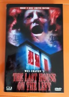 The Last House on the Left - Uncut 2 Disc Limited Edition XT