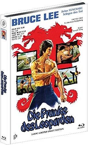 Bruce Lee - Die Pranke des Leoparden - Mediabook - OVP