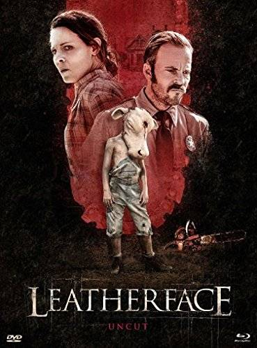 Leatherface - The Source of Evil - Mediabook - OVP