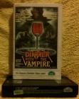 Dinner with the Vampire VHS Uncut Lamberto Bava (D48)