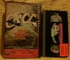 ORCA Der Killerwal VHS Erstausgabe.