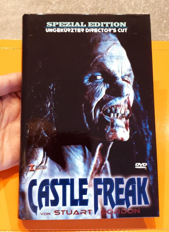 Castle Freak - Spezial Edition - Große Hartbox Cover A