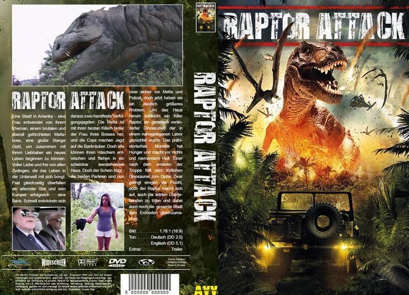 Raptor Attack (Große Hartbox) NEU ab 1€