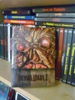 Invaluable ( Evil Dead making of ) Mediabook ovp