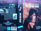 Little Big Man ... Dustin Hoffman, Faye Dunaway  ...  VHS