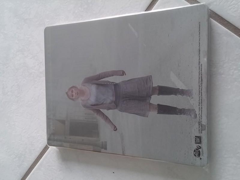 Silent Hill  - Zavvi  -  Blu Ray  Steelbook  -Top!