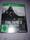 Final Fantasy XV - Special Edition Steelbook
