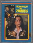 Grossangriff der Zombies - Blu Ray Glasbox - Limited 199