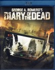 DIARY OF THE DEAD Blu-ray - George A. Romero Zombies