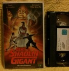 Der Shaolin Gigant Shaw Brothers VHS
