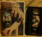 Night of the living dead VHS Uncut G.A. Romero