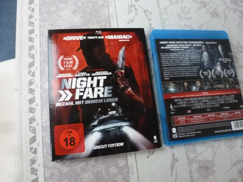 Blu-Ray Raritäten (Scalps MB, Schreckensmacht der Zombies..