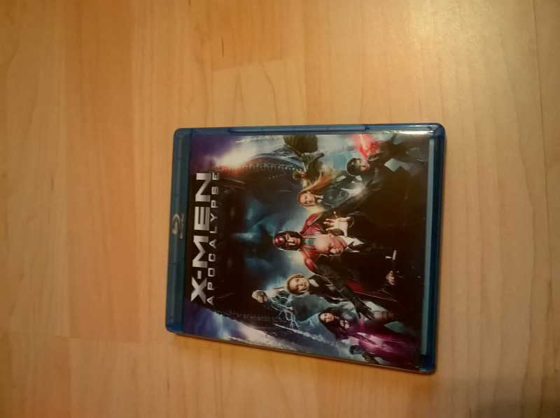 X-Men Apocalypse-Blu-ray