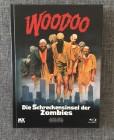 Woodoo : Die Schreckensinsel der Zombies Mediabook Cover A
