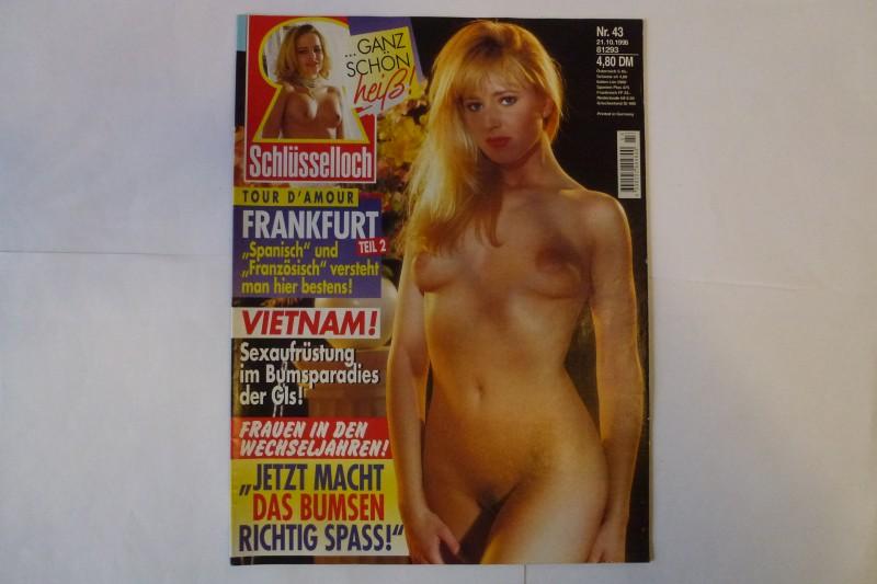 schlüsselloch magazin nr. 43, 21.10.96