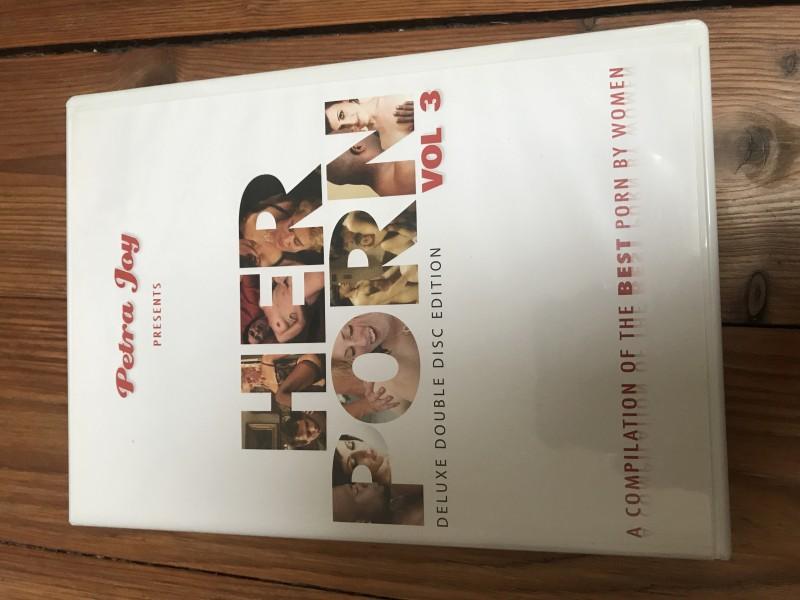 Petra Joy: Her Porn Vol 3 delux double disc edition