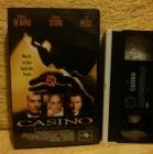 CASINO Martin Scorsese/Robert de Niro VHS Uncut (D30)
