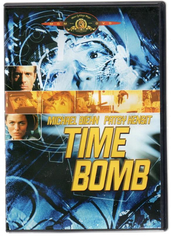 TIME BOMB - Nameless Total Terminator  - UNCUT