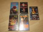 5 VHS Kassetten Hellraiser / Nightmare on Elm Street ...