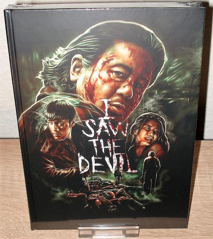 I Saw The Devil Mediabook