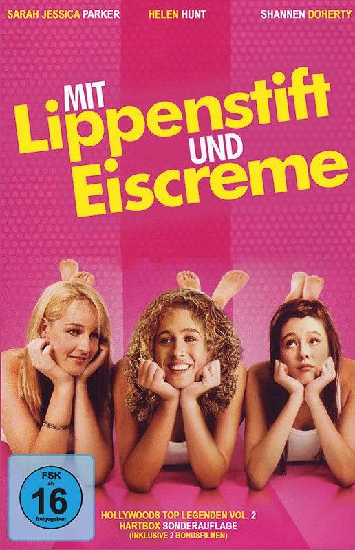 Mit Lippenstift und Eiscreme (Große Hartbox) NEU ab 1€