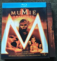 Die Mumie Trilogie - 3-Disc Collection