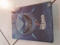 Findet Nemo  - Disney -Zavvi  -Blu Ray Steelbook -    Rar!