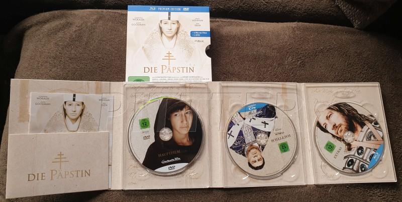 Die Päpstin - Premium Edition